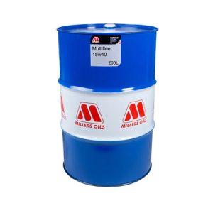 Millers Oils Multifleet 15w40
