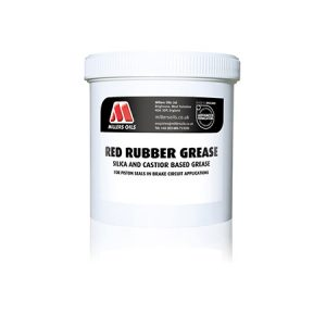 Millers Oils Red Rubber Grease