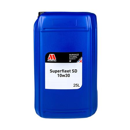 Millers Oils Superfleet Sd 30 10w30
