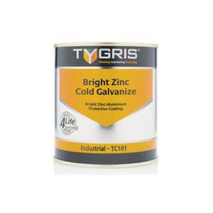Tygris Bright Zinc Cold Galvanise